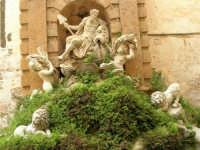Abbazia Benedettina - Fontana dell'Oreto, di Ignazio Marabitti - 17 aprile 2006  - San martino delle scale (4087 clic)