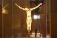 Fulget crucis mysterium - Il genio immortale e la devozione popolare - Michelangelo Giovane: Il Crocifisso ritrovato - Chiesa di Sant'Agostino - 13 marzo 2009   - Trapani (1796 clic)