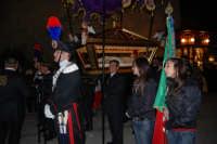 Venerdì Santo: processione del Cristo Morto e dell'Addolorata - piazza Ciullo - 21 marzo 2008   - Alcamo (1107 clic)