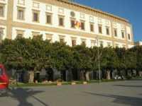 Piazza Angelo Scandaliato - 7 dicembre 2009  - Sciacca (2316 clic)
