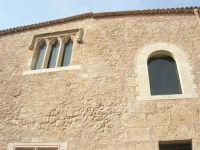 atrio del Castello dei Conti di Modica - 12 settembre 2008  - Alcamo (849 clic)