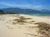 zona Canalotto: la spiaggia nel giorno della Pasquetta - 9 aprile 2007  - Alcamo marina (861 clic)