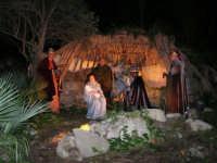 Parco Urbano della Misericordia - LA BIBBIA NEL PARCO - Quadri viventi: 10. Natività - 5 gennaio 2009   - Valderice (2927 clic)