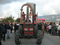 Processione della Via Crucis con gruppi statuari viventi - 5 aprile 2009   - Buseto palizzolo (1718 clic)
