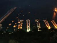 dal Belvedere: panorama notturno del porto - 19 settembre 2007   - Castellammare del golfo (610 clic)