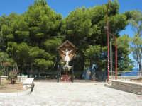 il Cristo del Belvedere - 6 settembre 2007  - Castellammare del golfo (1010 clic)