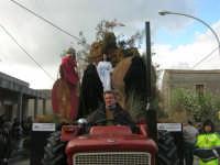 Processione della Via Crucis con gruppi statuari viventi - 5 aprile 2009   - Buseto palizzolo (1711 clic)