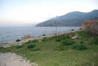 il mare alla tonnara - 24 febbraio 2008  - San vito lo capo (622 clic)