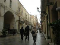 Via Torrearsa - 8 febbraio 2009  - Trapani (3032 clic)