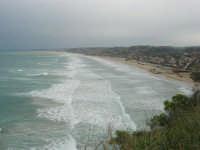 Golfo di Castellammare: quando il mare è in burrasca - 22 marzo 2009  - Castellammare del golfo (1197 clic)