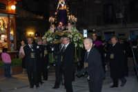 Venerdì Santo: processione del Cristo Morto e dell'Addolorata - piazza Ciullo - 21 marzo 2008   - Alcamo (958 clic)