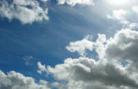 cielo d'Alcamo (2) - 25 marzo 2007  - Alcamo (1195 clic)