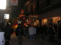 Carnevale 2008 - Sfilata Carri Allegorici lungo il Corso VI Aprile - 2 febbraio 2008   - Alcamo (1081 clic)