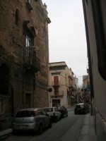 via Cernaia e, oltre il corso, la via Diaz - 21 giugno 2007  - Alcamo (1337 clic)