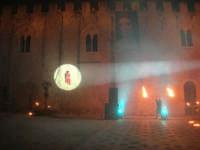 Festeggiamenti Maria SS. dei Miracoli - La Festa del Paradiso - L'Assalto al Castello - Piazza Castello - 20 giugno 2008  - Alcamo (465 clic)