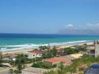 panorama del Golfo di Castellammare, lato est - 10 agosto 2007  - Alcamo marina (926 clic)