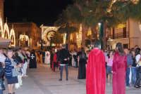 Festeggiamenti Maria SS. dei Miracoli - Il Corteo dei Conti di Modica in Piazza Ciullo - 20 giugno 2008   - Alcamo (593 clic)