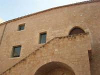 atrio del Castello dei Conti di Modica - 12 settembre 2008  - Alcamo (627 clic)