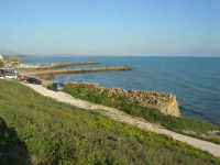 panorama del lungomare - 6 aprile 2008   - Marinella di selinunte (1111 clic)