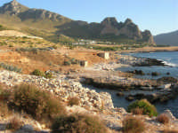 Macari - golfo del Cofano - 28 settembre 2007  - San vito lo capo (675 clic)