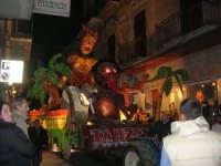 Carnevale 2008 - Sfilata Carri Allegorici lungo il Corso VI Aprile - 2 febbraio 2008   - Alcamo (1094 clic)
