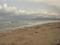 Zona Canalotto - il mare d'inverno - 8 febbraio 2009  - Alcamo marina (2456 clic)
