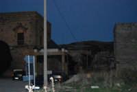 ruderi del paese distrutto dal terremoto del gennaio 1968 - 2 ottobre 2007   - Poggioreale (895 clic)