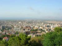 Panorama dal Monte Bonifato (1) - 27 agosto 2007    - Alcamo (761 clic)