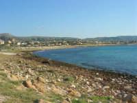 Golfo di Bonagia: la costa nei pressi del Monte Cofano - 27 aprile 2008  - Cornino (934 clic)