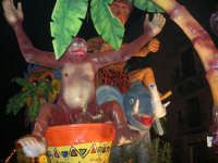 Carnevale 2008 - Sfilata Carri Allegorici lungo il Corso VI Aprile - 2 febbraio 2008   - Alcamo (805 clic)