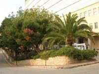 il giardino dinanzi all'Ospedale S. Antonio Abate - 27 aprile 2007  - Erice (1063 clic)
