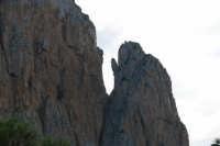 Capo San Vito - Monte Monaco: particolare - 10 maggio 2009  - San vito lo capo (1859 clic)