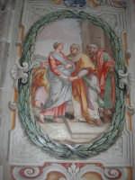 Museo di Arte Sacra - particolare - 2 gennaio 2009    - Salemi (2973 clic)