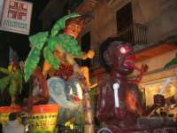 Carnevale 2008 - Sfilata Carri Allegorici lungo il Corso VI Aprile - 2 febbraio 2008   - Alcamo (900 clic)