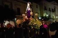 Venerdì Santo: processione del Cristo Morto e dell'Addolorata - piazza Ciullo - 21 marzo 2008   - Alcamo (760 clic)