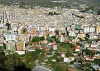 la città vista dal monte Bonifato - 8 dicembre 2006   - Alcamo (746 clic)