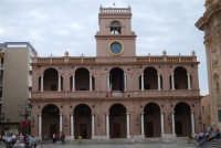 Palazzo VII Aprile 1860 - 24 settembre 2007  - Marsala (887 clic)