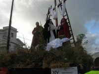 Processione della Via Crucis con gruppi statuari viventi - 5 aprile 2009   - Buseto palizzolo (1458 clic)