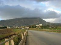 panorama e Monte Erice - 1 febbraio 2009  - Erice (3040 clic)