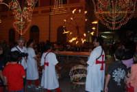 Festeggiamenti Maria SS. dei Miracoli - Il Corteo dei Conti di Modica in Piazza Ciullo - 20 giugno 2008   - Alcamo (703 clic)