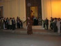 2° Corteo Storico di Santa Rita - Dinanzi la Chiesa S. Antonio - seconda uscita - Il francescano S. Giacomo della Marca - 17 maggio 2008  - Castellammare del golfo (541 clic)