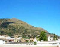 Il Monte Inici abbraccia il paese - 14 giugno 2008  - Castellammare del golfo (511 clic)