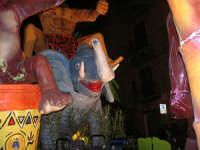 Carnevale 2008 - Sfilata Carri Allegorici lungo il Corso VI Aprile - 2 febbraio 2008   - Alcamo (966 clic)