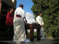 Processione della Via Crucis con gruppi statuari viventi - 5 aprile 2009  - Buseto palizzolo (1529 clic)