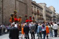 sfilata carretti siciliani - corso 6 Aprile - 18 maggio 2008  - Alcamo (1104 clic)