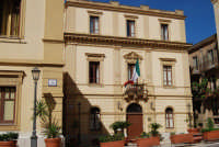 Via G. Marconi - Piazza Avv. F. Cangelosi - Municipio - 4 ottobre 2007   - Calatafimi segesta (812 clic)