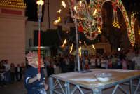 Festeggiamenti Maria SS. dei Miracoli - Il Corteo dei Conti di Modica in Piazza Ciullo - 20 giugno 2008   - Alcamo (647 clic)