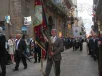 Processione in onore di Maria Santissima dei Miracoli, patrona di Alcamo - Corso VI Aprile - 21 giugno 2009   - Alcamo (2355 clic)