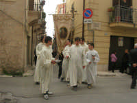 Processione di San Francesco di Paola o di lu Santu Patri - 26 aprile 2009  - Alcamo (2229 clic)