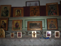 Festeggiamenti Maria SS. dei Miracoli - Mostra di Icone - ex Chiesa Ecce Homo - 20 giugno 2008  - Alcamo (827 clic)